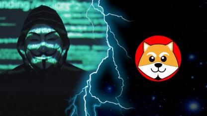 Хакеры из Anonymous выпустили собственную криптовалюту в честь пёсика