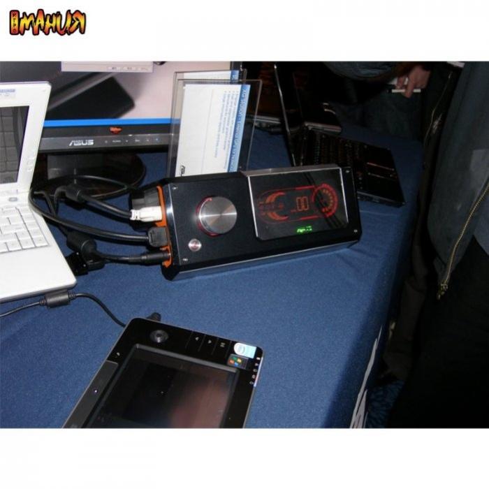 CES 2007: Внешняя видеокарта ASUS