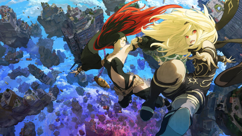 Дизайнер персонажей серии Gravity Rush Сюнсукэ Сайто покинул SIE Japan Studio