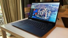 Представлен ноутбук-трансформер HP Elite Dragonfly с поддержкой Wi-Fi6 и LTE