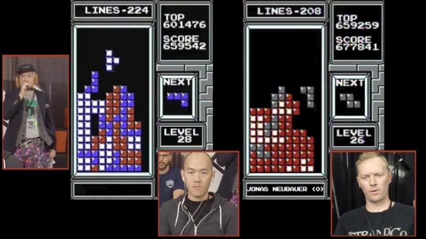 Чемпионат мира по классической Tetris пройдет сегодня