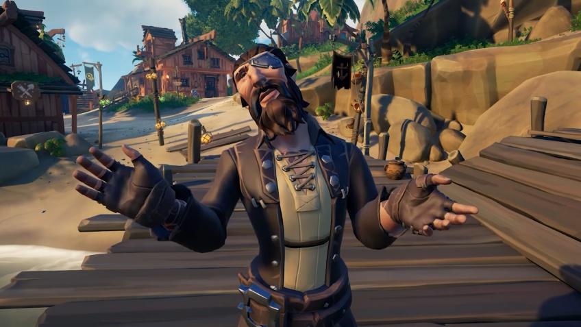 В Sea of Thieves добавят возможность воскрешать союзников