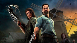 VR-боевик The Walking Dead Onslaught выходит29 сентября
