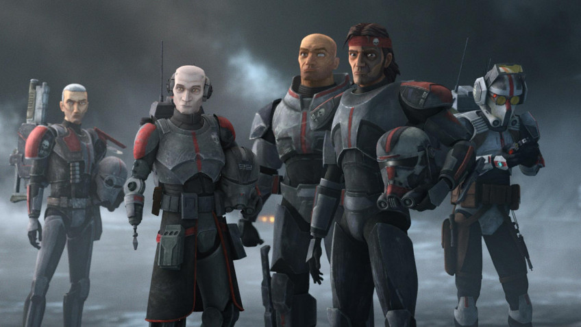 На Disney+ стартовал новый мультсериал «Звёздные войны: Бракованная партия»