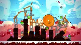 В Angry Birds Trilogy прилетели надувающиеся птички