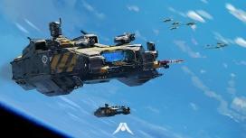Создатели Homeworld3 вместе с Focus Home в конце года выпустят новую игру
