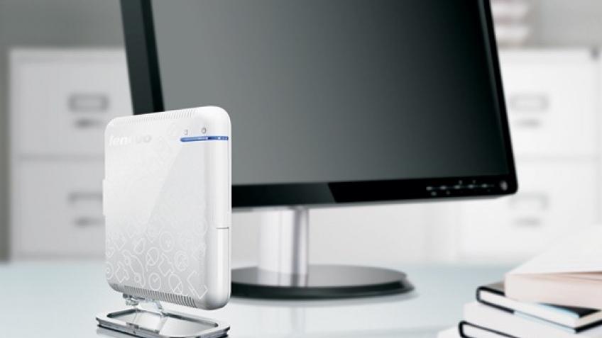Компактные неттопы  Lenovo