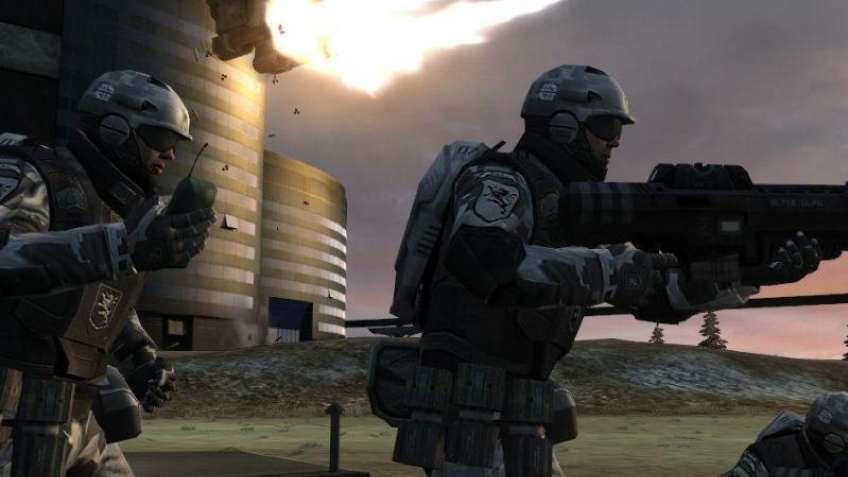 Battlefield 2142 выйдет в октябре