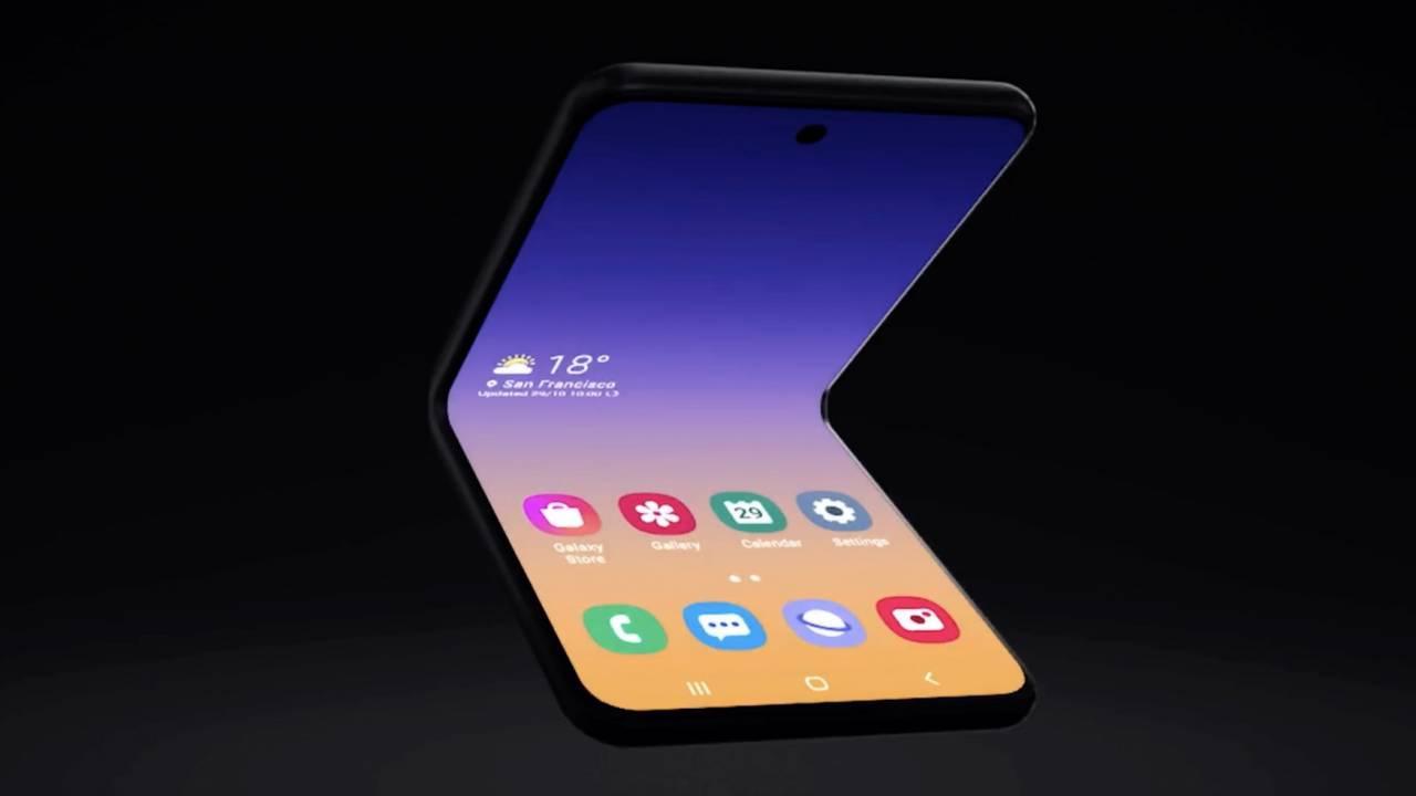 Новые утечки о складном смартфоне Samsung Galaxy Fold2