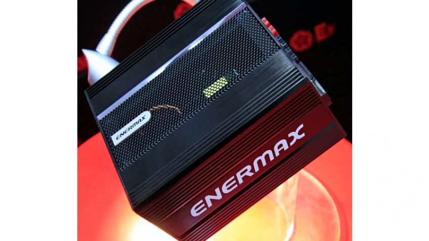 Enermax Fanless 650W Platinum: бесшумный блок питания