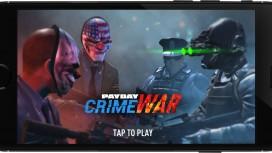 В мобильной Payday игроки смогут встать на сторону полицейских