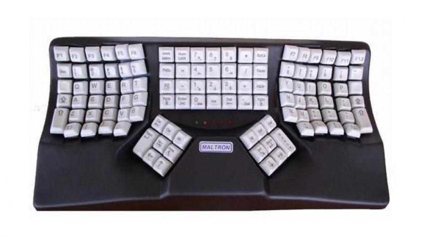3D-клавиатура