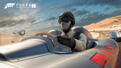 На старте Forza Motorsport 7 потребует 100 ГБ на жестком диске