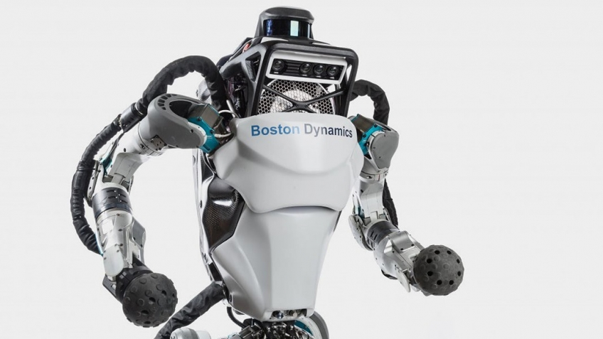 Boston Dynamics научила робота бегать