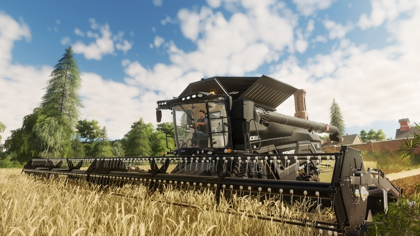 Продажи Farming Simulator 19 превысили два миллиона копий