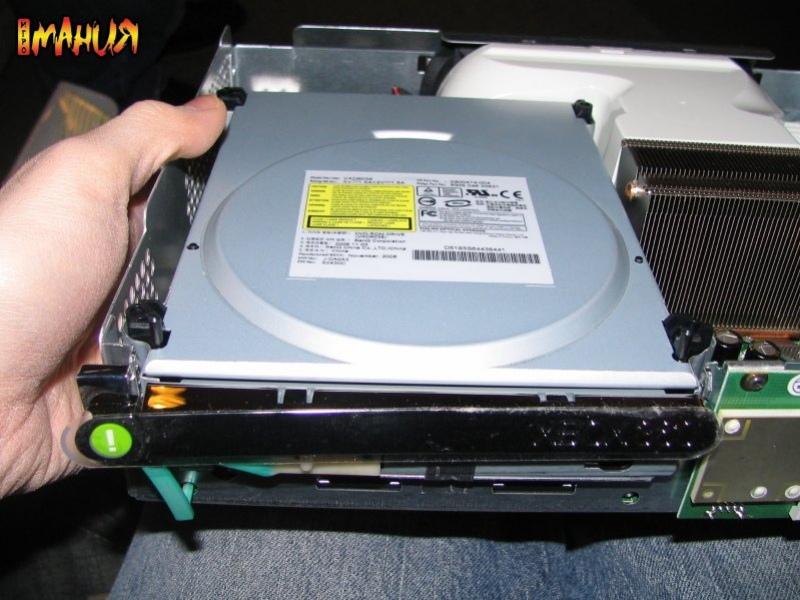 Новый привод для Xbox 360