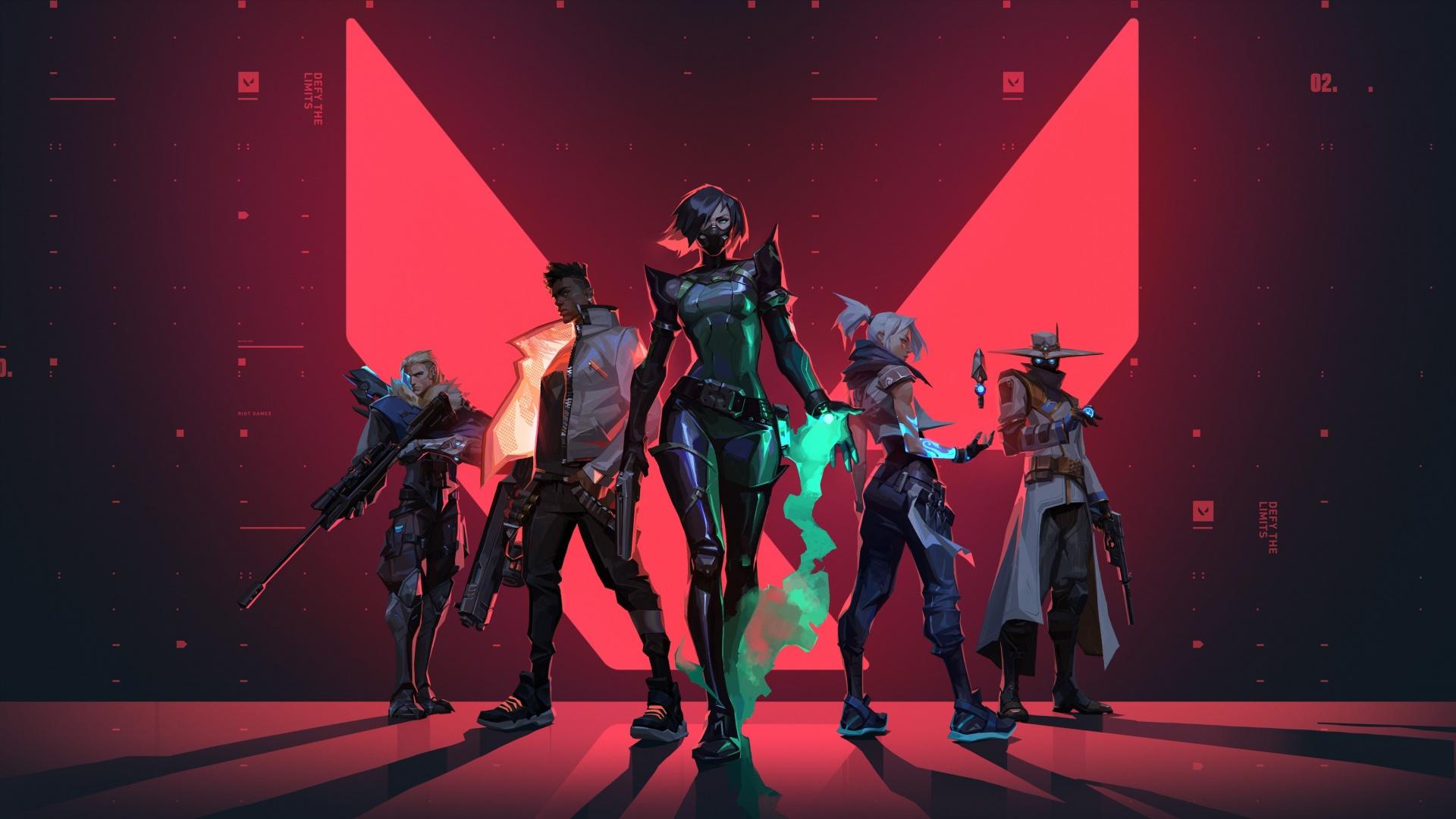Публичное тестирование шутера Valorant от Riot Games начнётся7 апреля