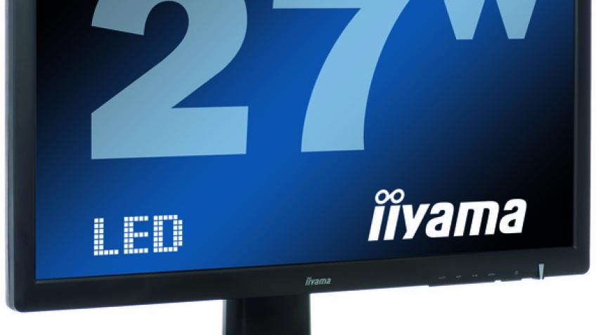 Новый скоростной монитор iiyama