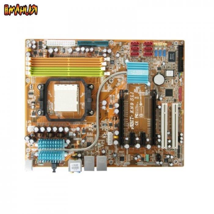 Материнка для AM2-процессоров