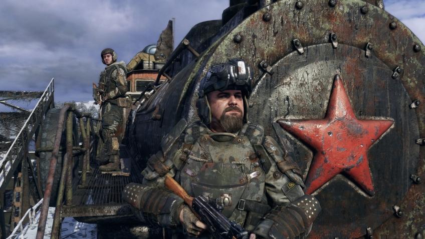 РС-версия Metro: Exodus стала временным эксклюзивом Epic Games Store