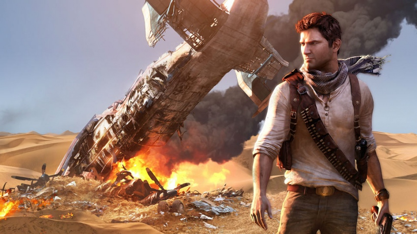 Стали известны размеры Fallout4 и Uncharted: The Nathan Drake Collection