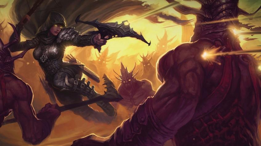 Начался сбор заявок на участие в бета-тесте Diablo3