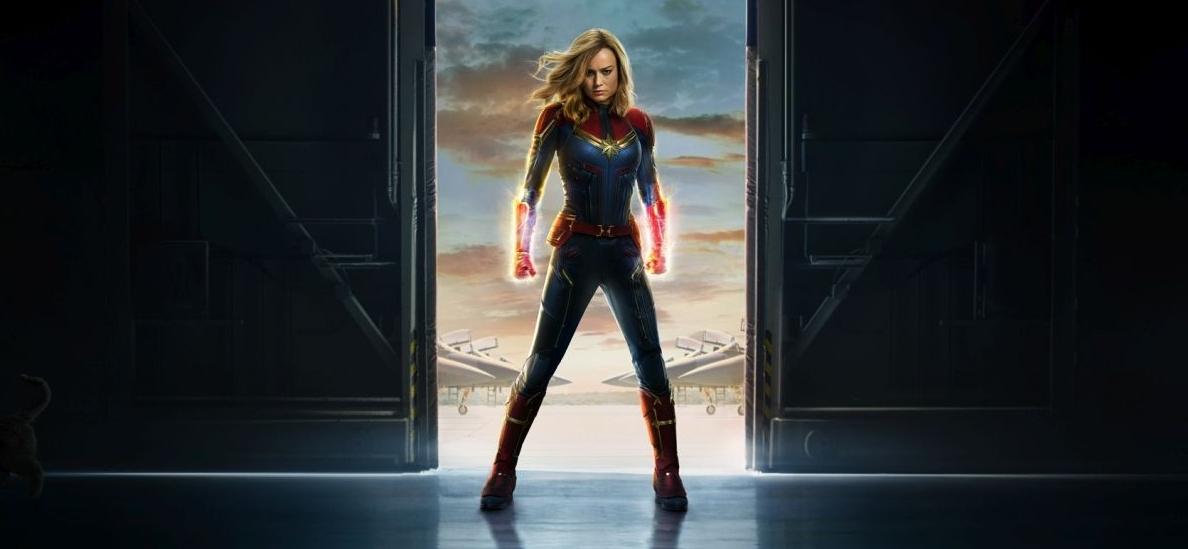 Marvel наконец-то показала дебютный трейлер фильма «Капитан Марвел»