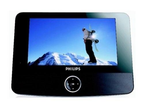 Philips готовит стильный DVD-плеер