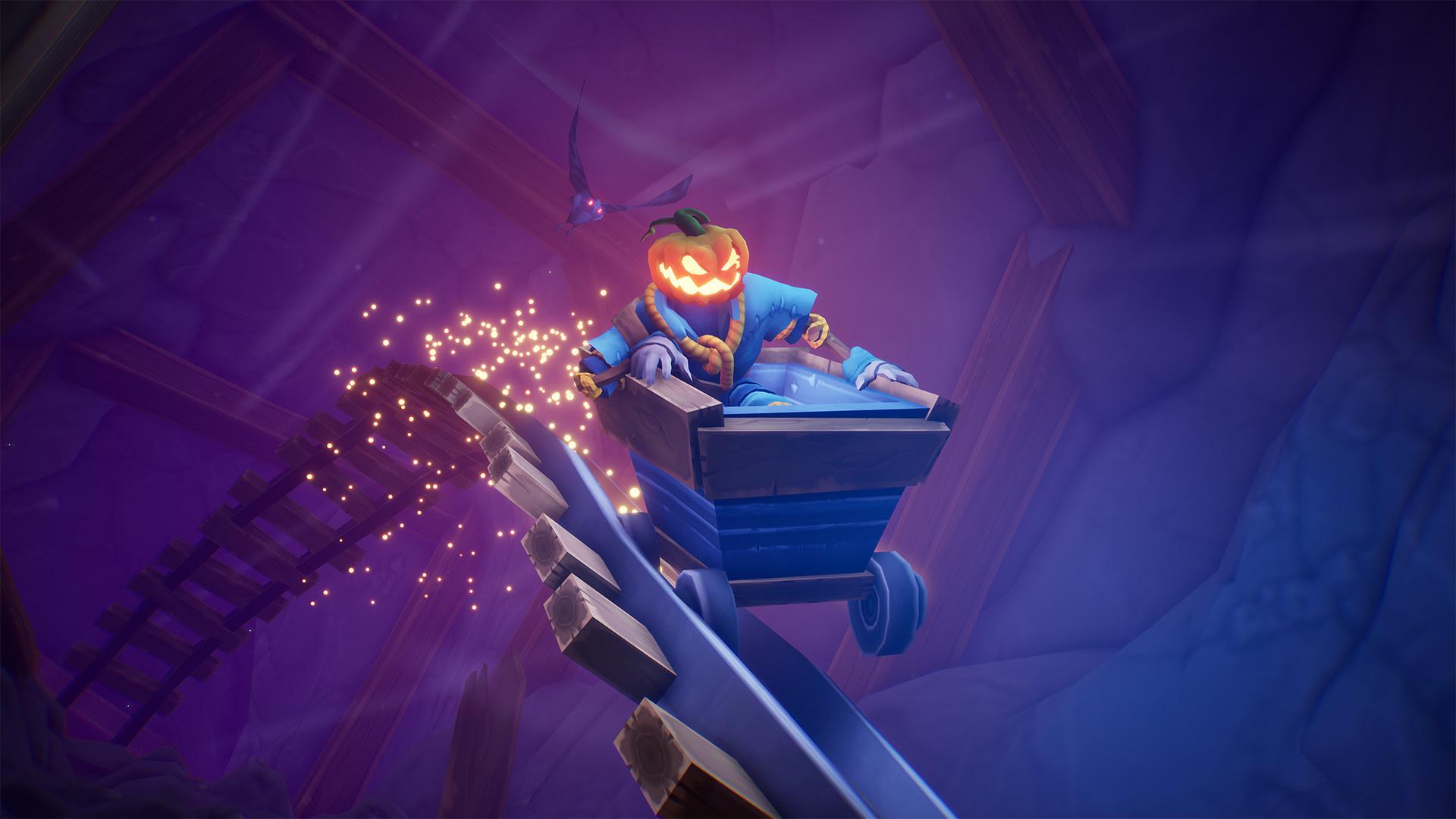 Pumpkin Jack выходит на PlayStation4 в конце февраля