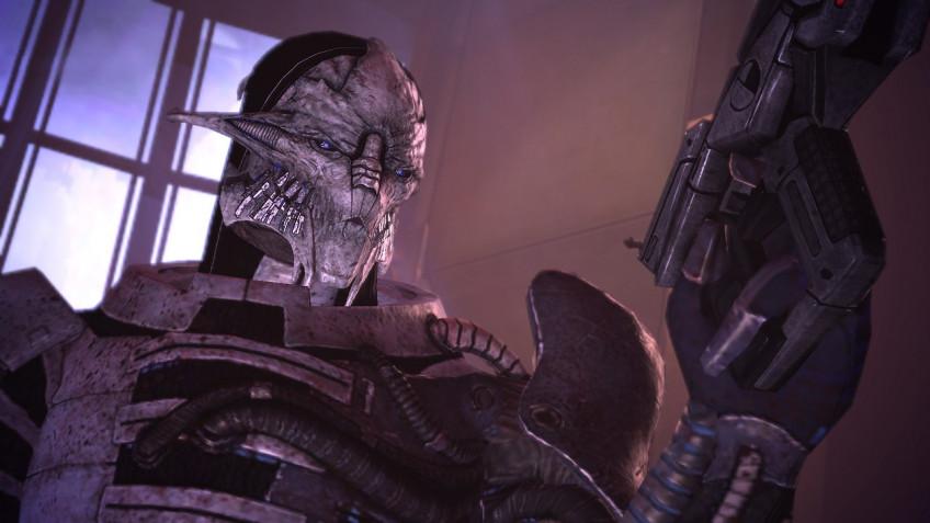 Первая часть Mass Effect в Legendary Edition содержит и русскую озвучку