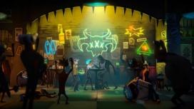 Трейлер к выходу Afterparty — игры, где нужно перепить Сатану