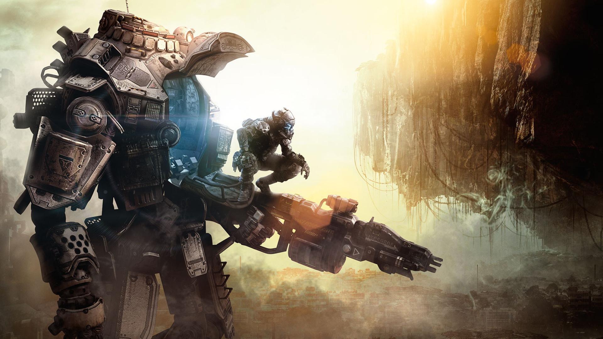 Спустя6 лет оригинальная Titanfall вышла в Steam