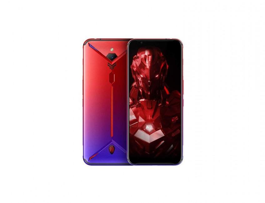 Представлен игровой смартфон Nubia Red Magic 3S