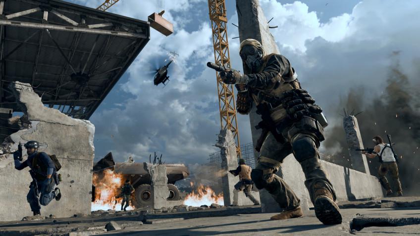 Raven переносит Call of Duty: Warzone на PS5 и Xbox Series