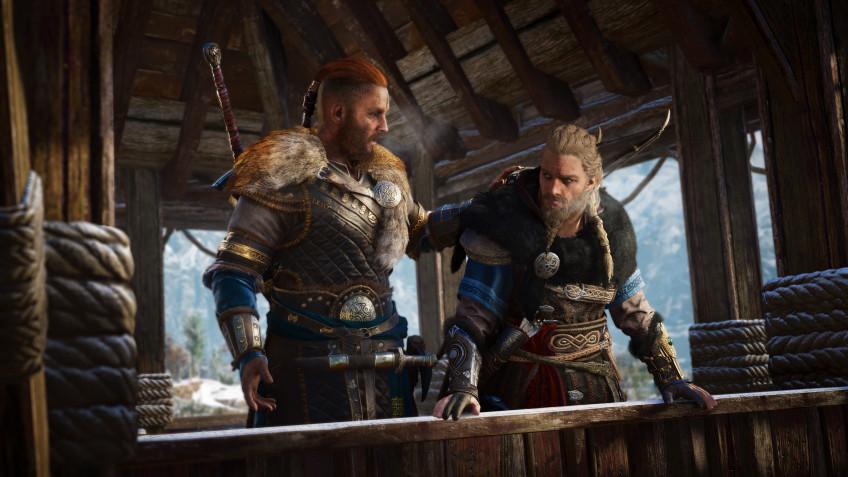 Call of Duty, Assassin's Creed Valhalla и PS5 возглавили японские чарты