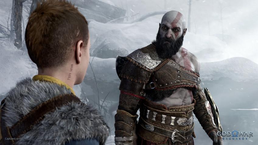 Руководитель God of War: Ragnarok рассказал, чего ждать от сюжета1