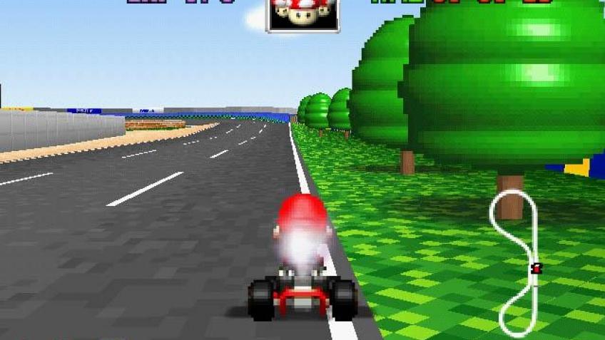 Классические хиты в Wii's Virtual Console