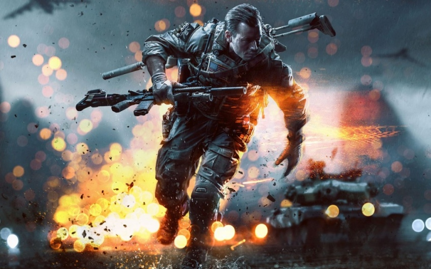 Electronic Arts показала тизер новой части Battlefield