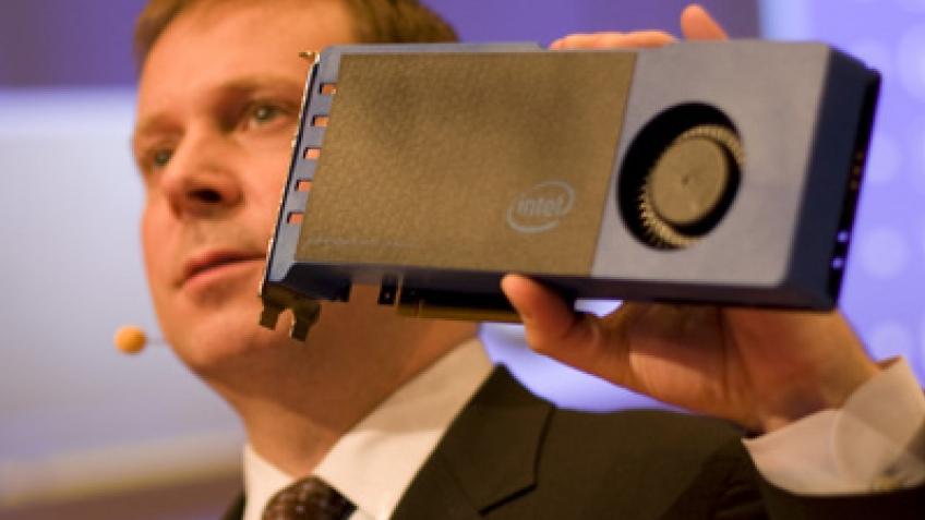 Многоядерная серверная архитектура Intel Knights Corner может оказаться в проигрыше