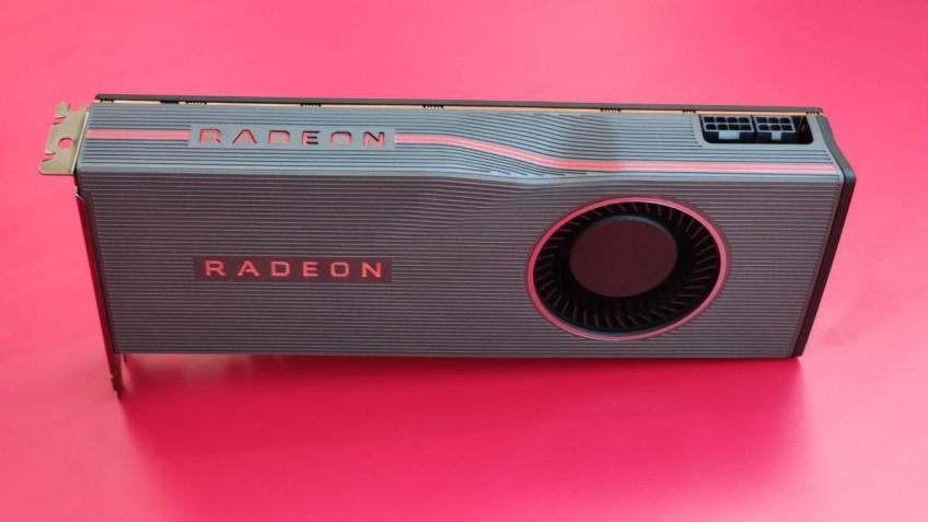 Видеокарты AMD Radeon RX 5700 XT и RX 5700 представлены официально (Обновлено)