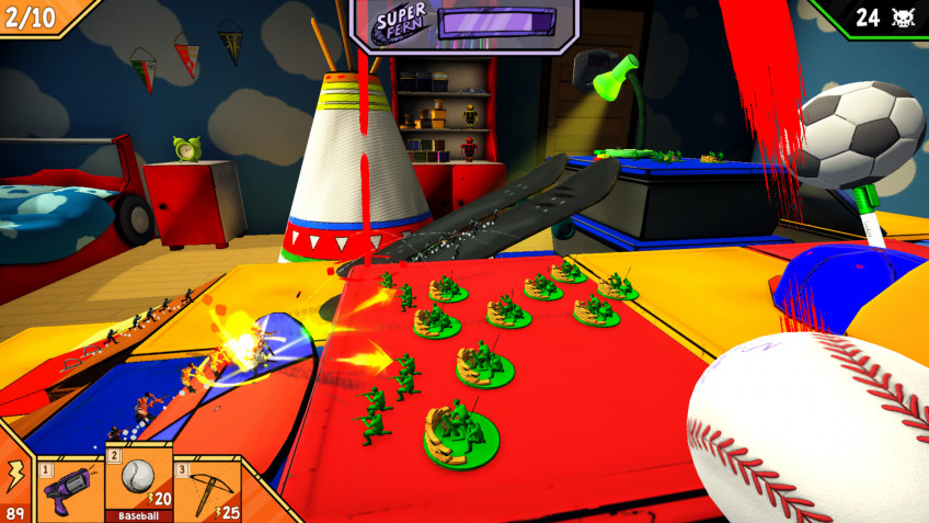 Настольные бунты: PlayWay выпускает Plastic Rebellion
