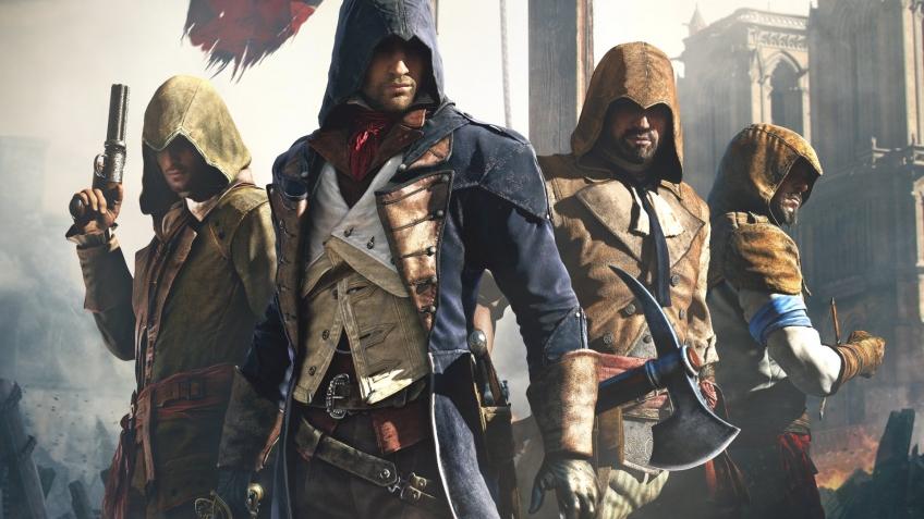 Пользователи Steam массово повышают рейтинг Assassin's Creed Unity из-за Ubisoft