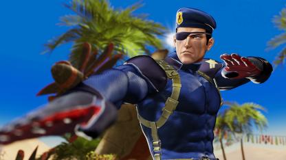 Авторы The King of Fighters XV представили трейлер и скриншоты Хайдерна