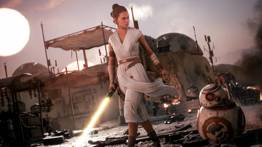 DICE заканчивает поддержку Star Wars: Battlefront II — «игра завершена»
