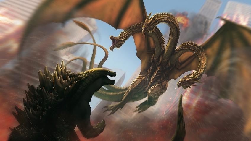 «Они повсюду»: новый трейлер фильма «Годзилла 2: Король монстров»
