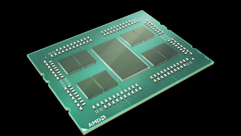 AMD планирует размещать чипы памяти над кристаллом CPU