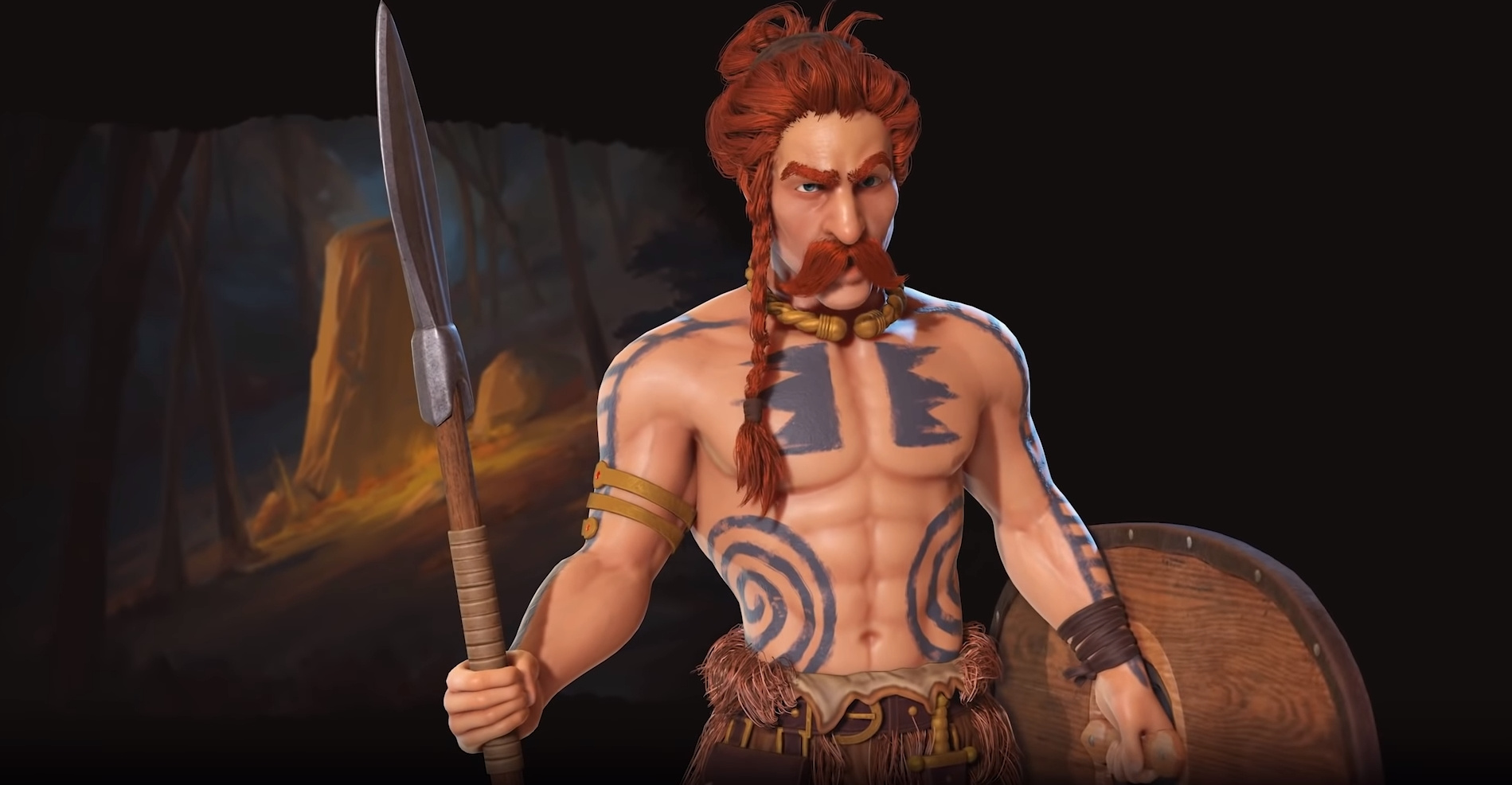 Создатели Sid Meier's Civilization VI рассказали о галлах