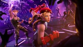 Кэмми и Гайла из Street Fighter добавят в Fortnite на этой неделе