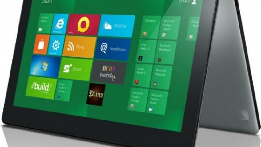 Lenovo: гибридные ноутбуки изменят рынок