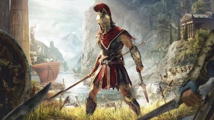 «Определи свою судьбу» — Ubisoft выпустила релизный трейлер Assassin's Creed Odyssey